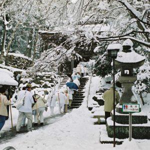 入選 「結願の涅槃雪」 田中 博士