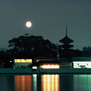 志度寺賞 「十六夜の月」 大江 長夫