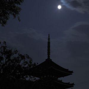 入選 「月あかり」 松本 省五