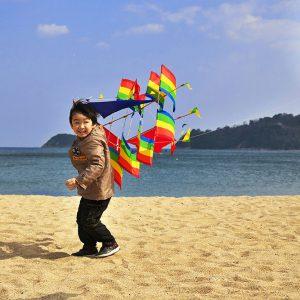 グランプリ 「パパの作った凧」 森田 裕
