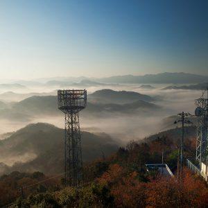 ええところ発見賞 「霧のさぬき平野」 東野 廣