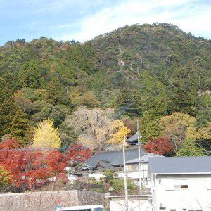 キッズ特別賞 「大窪寺の紅葉」 藤沢 和佳