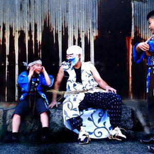 テーマ最優秀賞(祭り・歴史・文化) 「祭り日 父と子」 前田 重信