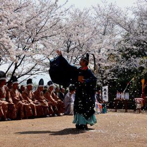テーマ最優秀賞(祭り・歴史・文化) 「鎮花祭」 三木 雅也