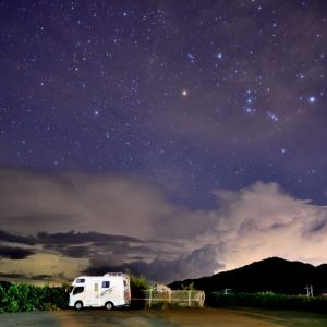 入選 「星の見える休憩所」 hibiki524