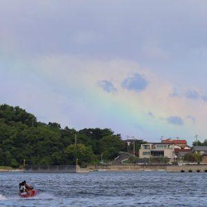 入選 「虹に向かって」 guguguguguchan