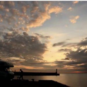 入選 (動画) 「津田港の朝」 kintyandesu