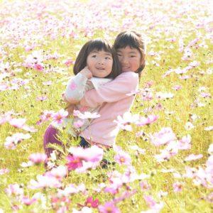 テーマ最優秀賞(楽しかった思い出/笑顔の瞬間) 「秋に戯れ。」 三谷 和仁